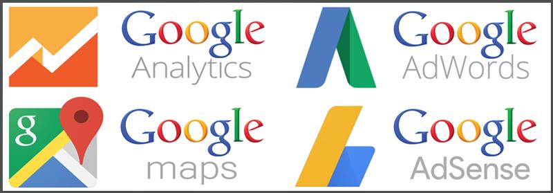 Intense Web Design Harrogate - Google Analytics, Google Adwords. Google Adsense, Google SEO