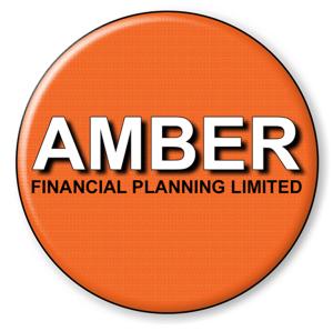 Amber Financial Planning Logo - Design by Intense Web Design Harrogate