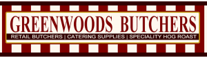 Greenwoods Butchers Boroughbridge Logo - Design by Intense Web Design Harrogate