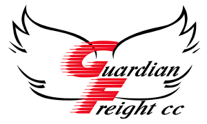 Guardian Freight Logo - Design by Intense Web Design Harrogate