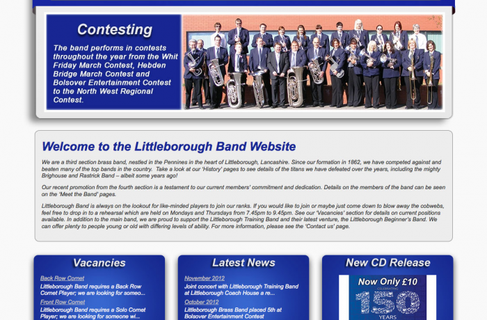 Littleborough Band