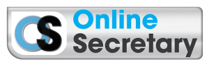 Online Secretary Logo - Design by Intense Web Design Harrogate
