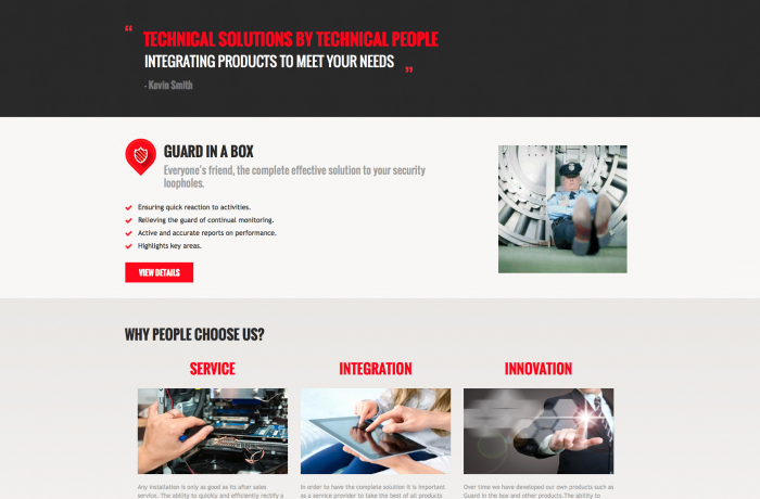 Technical Solutions Technologies