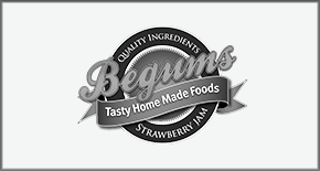 Begums - Logo Design by Intense Web Design Harrogate