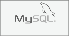 MySQL Logo - by Intense Web Design Harrogate