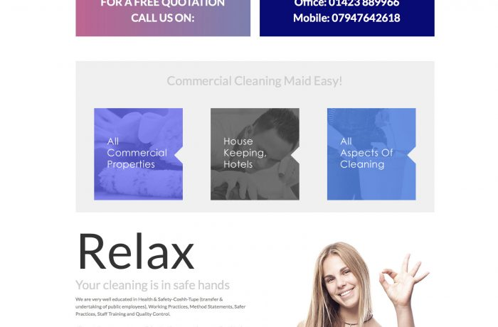 NIC Cleaning Services