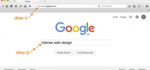 Our Google Reviews - by Intense Web Design Harrogate
