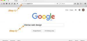 Our Google Reviews - by Intense Web Design Harrogate
