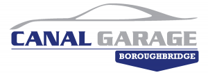 Canal Garage Boroughbridge - Logo Design by Intense Web Design Harrogate