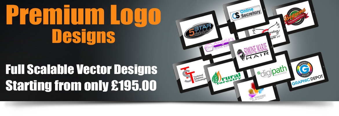 Logo Design - by Intense Web Design Harrogate